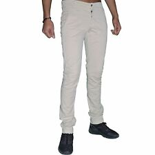 EN SOLDE  - BIAGGIO JEANS - PANTALON CHINO - HOMME - TAREL - BEIGE CLAIR NEUF