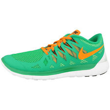 NIKE FREE 5.0 WOMEN'S SHOES RUNNING SHOES MENTA CITRUS 642199-302 RUN 5.0+ 4.0