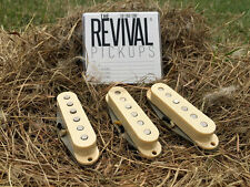 NEW THE REVIVAL PICKUPS RPS1 SET f. STRAT® VINTAGE TONE CHARACTER -THE TRUE TONE