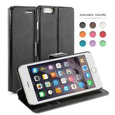 iPhone Flip Case Cover, PU Leather Slim Flip Case Cover For iPhone
