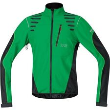- Gore Bike Wear Giacca Fusion Cross 2.0 Windstopper Active Shell, Fresh Green/B