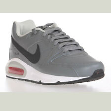 Scarpa uomo NIKE AIR MAX COMMAND LEATHER sneakers man pelle grigio - 5664
