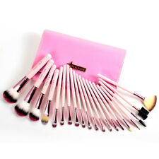 12/20tlg Profi. Pinsel Kosmetik Pinsel-Set Tool Powder Blush Make-Up Tasche