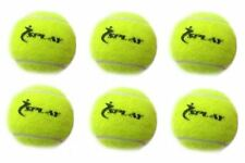 Splay Cricket Tennis Ball 6 Solid Hard Training Indoor outdoor Practice training