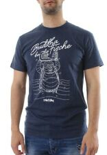 iriedaily T-Shirt Men FISCHBUDDHA TEE Night Sky