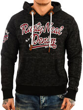 Rusty Neal Sweatshirt R-9610 anthrazit