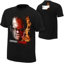 "Kane ""Corporate Demon"" Authentic T-Shirt - WWE Wrestling"