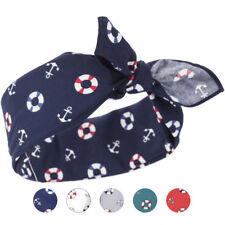 Küstenluder ALECIA Sailor Anchor ANKER Pin Up Nickituch BANDANA Rockabilly