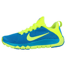 NIKE FREE TRAINER 5.0 MEN'S RUNNING SHOES 644671-470 BLUE VOLT 4.0 RUN