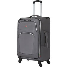 "Wenger Travel Gear NeoLite Plus 24"" Spinner 2 Colors Large Rolling Luggage NEW"