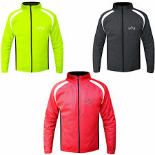 Cycling Jacket Windproof Bicycle Full Sleeves Cold Weather Jacket Size S to XXXL