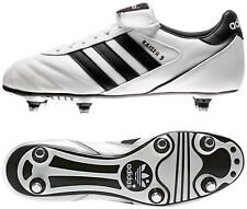 Adidas Kaiser 5 Cup Soft Ground Mens Football Boots - White
