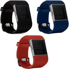 Fitbit Surge Bluetooth Heart Rate Monitor Activity Fitness GPS Super Watch