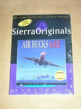 JEU PC 1993 / AIR BUCKS V.1.2 / RARE, NEUF SOUS CELLO