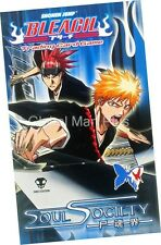 Bleach Soul Society Foil Parallel Set Single Cards TCG Trading Card Game Score