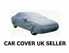 CUBIERTA DE COCHE IMPERMEABLE EXTERIOR INDOOOR UV NIEVE LLUVIA TRANSPIRABLE GRIS