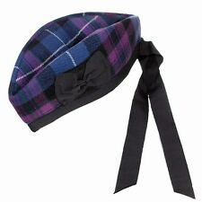 Pride of Scotland Tartan Glengarry Hat