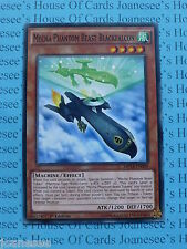 Mecha Phantom Beast Blackfalcon MP14-EN009 Common Yu-Gi-Oh Card Mint 1st New
