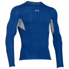 Under Armour Heatgear Coolswitch Compression Longsleeve Shirt Royal 1275057-400