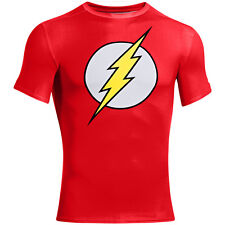 Under Armour Alter Ego Compression Short Sleeve Shirt The Flash Red 1244399-605