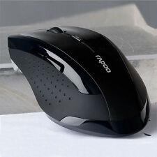 2.4GHz 6D 1600DPI USB Wireless Mouse Da Gioco Ottico Mice Per Laptop PC fisso