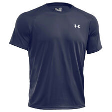 UNDER ARMOUR TECH MANGA CORTA CAMISETA T-SHIRT MIDNIGHT