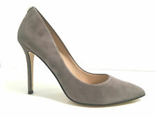 SCARPE DONNA DECOLLETE GUESS TC 90  SUEDE GREY MOD PANNY D17GU07