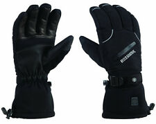 NEW $200 Mens Rossignol Winters Fire Electric Battery Powered Heated Ski Gloves
