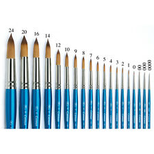 Winsor & Newton Artists Cotman Series 111 Round Single Brushes For Watercolour