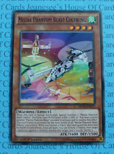 Mecha Phantom Beast Coltwing MP14-EN077 Common Yu-Gi-Oh Card Mint 1st Eng New