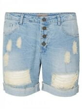 VERO MODA Jeansshorts ADELE Light Blue