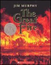 The Great Fire by Jim Murphy Paperback Book (English)