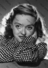 Vintage Bette Davis Classic Hollywood Movie Super Star Photograph Photo print