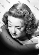 Bette Davis Beautiful Vintage Hollywood Movie Star Photograph Photo re-print