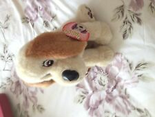POOCH TUNES  FM RADIO SOFT TOY DOG   PERFECT CONDITION