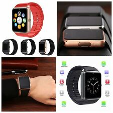 GT08 Montre Bluetooth Intelligent Watch GSM SIM Tactile Pour IOS Android Android