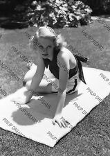 Bette Davis Young 1940's Hollywood Vintage Pin-up Movie Star Photograph re-print