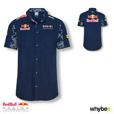 Sale! Red Bull Racing F1 Formula 1 Teamline MENS SHORT SLEEVE SHIRT by PUMA