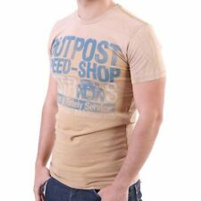 Outpost T-Shirt Men - Outpost Speed - Cappuccino