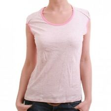 Levis Top Women - PLEATED SLV 30937-0004 - White-Pink