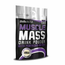(9,76 EUR / KG) Muscle Mass - 4500g Beutel (Biotech USA)  TOP Gainer ohne ...