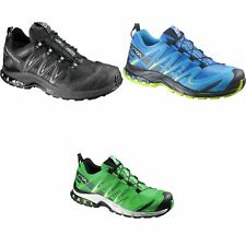 Salomon Mens XA Pro 3D GTX Quicklace Waterproof Trainers/Shoes
