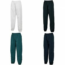 Tombo Teamsport Mens Sports Lined Tracksuit Bottoms / Jog Pants S-2XL