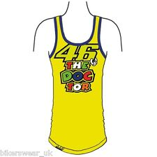 Official Valentino Rossi VR46 The Doctor Ladies / Women's TankTop - Vr46  205601