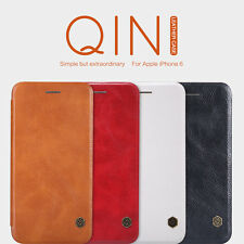 "100%Original Nillkin QIN Leather Flip Cover Case for Apple iPhone 6 / 6S ( 4.7"")"