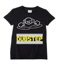 DUBSTEP DJ UNISEX KIDS T-SHIRT - Dub Step Childrens - All Size