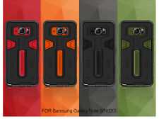 New NILLKIN Hybrid Defender-2 Strong Back Case Cover for Samsung Galaxy Note 5