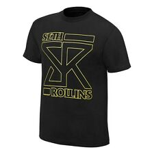 """Seth Rollins """"The Architect"""" Authentic T-Shirt - WWE - Wrestling"""