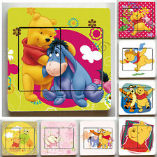 Light Switch Stickers / Stickers Interrupteur Winnie L'Ourson