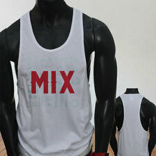 Mix and Master Audio Engineer Producer Artist EDM Mens White Sports Tank Top